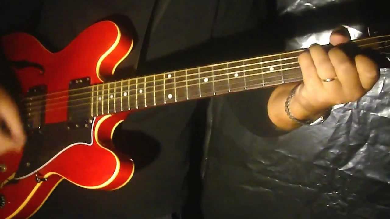 Lodi guitar chords