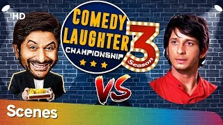 Arshad Warsi VS Sharman Joshi - Comedy Laughter Championship Season 03 # Shemaroo Bollywood Comedy