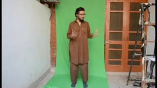 Green Screen Tricks: Disappearing Yourself