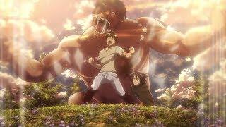 Eren Coordinate Ability Scene-Attack On Titan Season 2 HD ENG SUB