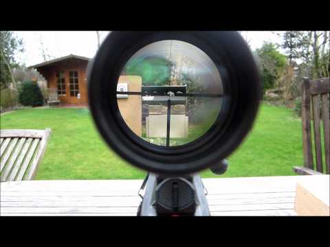 Umarex 850 Air Magnum Target Kit Luftgewehr Test