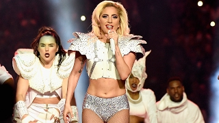 "Lady Gaga RESPONDS to ""Fat"" Super Bowl Comments: ""I"
