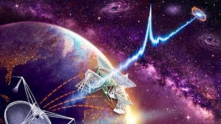 Mysterious Fast Burst Radio Signals from Space Puzzles Scientists ...Aliens?