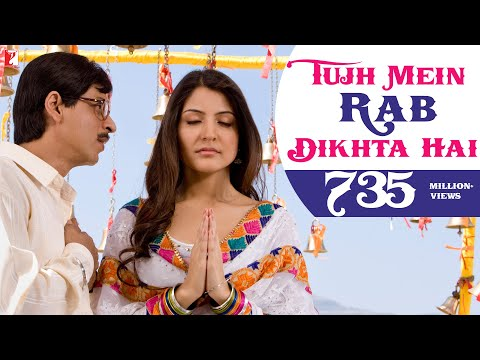Tujh Mein Rab Dikhta Hai - Full Song - Rab Ne Bana Di Jodi video