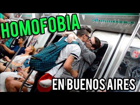 HOMOFOBIA EN BUENOS AIRES