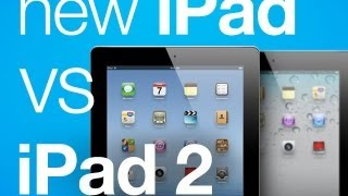 New iPad vs iPad 2 - Tablet Smackdown!