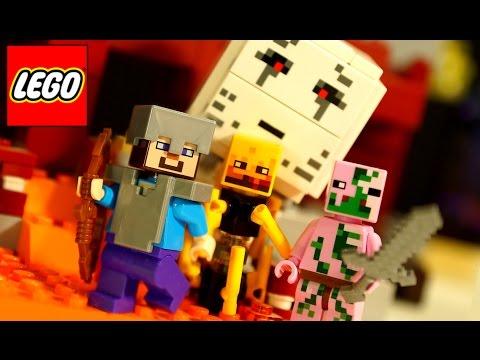 Кока Все Серии - Lego Minecraft Animation. Мультики Лего Майнкрафт на русском языке