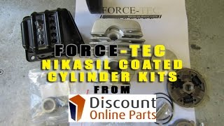 FORCE-TEC Cylinder Kits From www.discountonlineparts.com