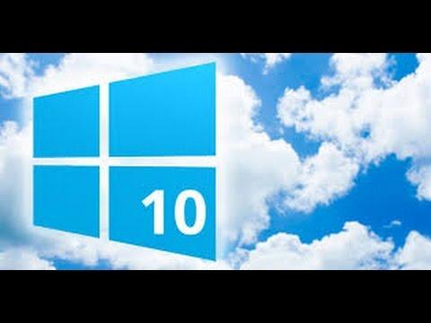 Windows 10 Désinstaller les programmes (non désinstallables) installés par défaut