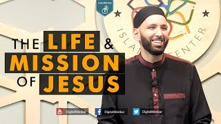 Video: The Life & Mission of Jesus - Omar Suleiman