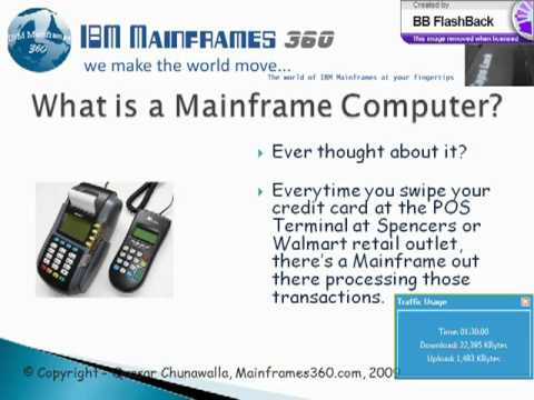 IBM Mainframes Introduction