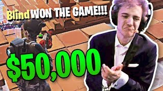 Ninja Dies and Loses $50,000 Tournament! | Fortnite Best Moments #41