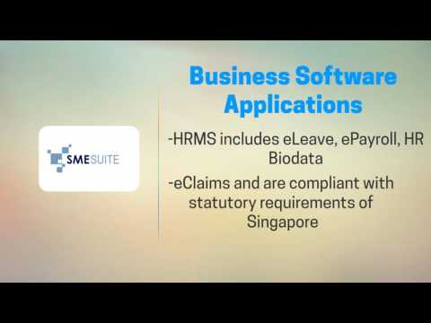 SMESUITE Introduction to the world of business operations in a box.