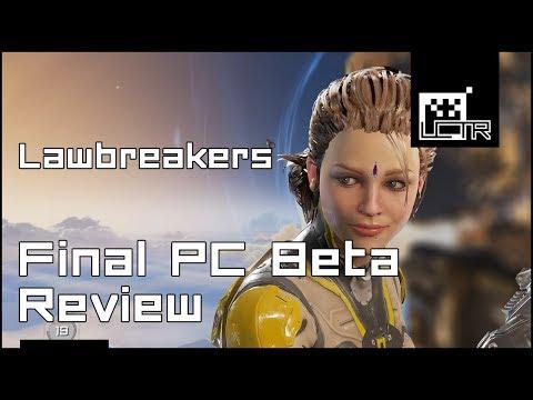 Lawbreakers: Final Beta Review (Price, Release Date, PS4, Maps & MORE!)