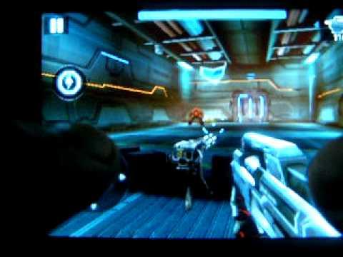 NOVA HVGA game for Android (NOVA 320x480) by Gameloft