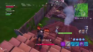 Playing fortnite DAILY ROAD TO 1K SUBATHON after dark