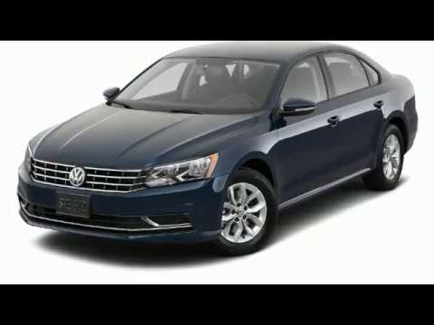 2018 Volkswagen Passat Video