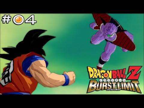 Dragonball Z: Burst Limit #04 - Kommandant Ginyu Greift Ein (let's Play - Deutsch, 1080p) video