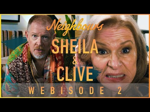 Sheila & Clive - A Long Distance Love Story | Webisode Two - Hot & Bothered
