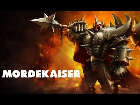 Mordekaiser gameplay TOP Full HD (PT-BR)