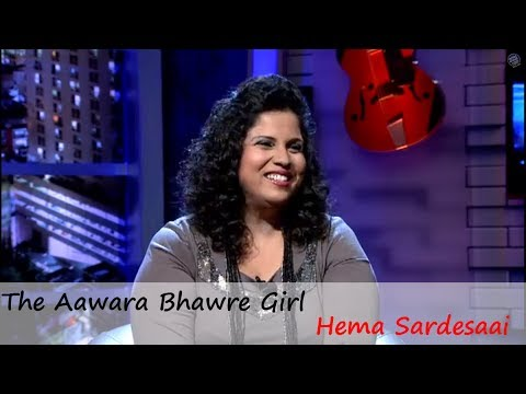Hema Sardesaai The Aawara Bhawre Girl - Artistaloud video