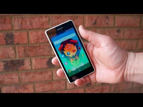 Sony Xperia Z1 Compact Unboxing and Overview (White LTE)