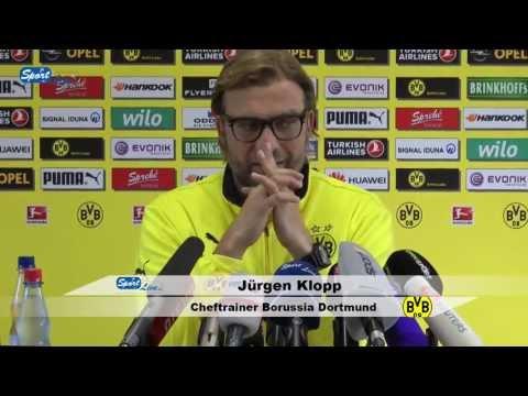 BVB Pressekonferenz vom  04.10.2013 HD