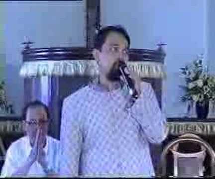 Pemuka FPI Surabaya bertobat, menerima Yesus part2