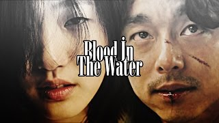 Kim Shin & Eun Tak | Blood in the water