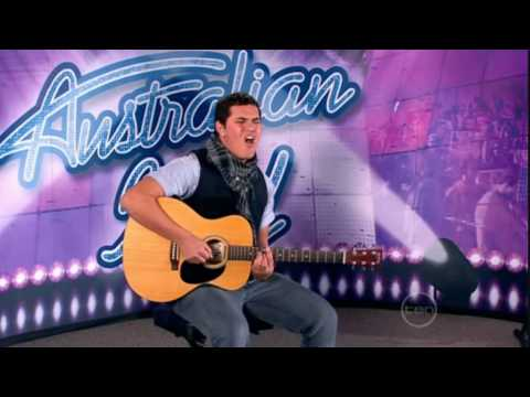 Audition - Stan Walker - Ordinary People (No Intro)