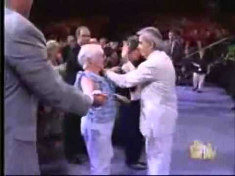 Benny Hinn - Deaf People Healed in Springfield