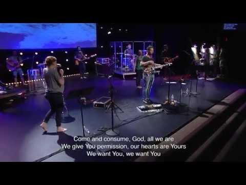 Bethel Music moment with Jeremy Riddle