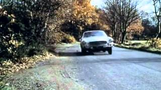 Volvo P1800 footage in The Saint (tv show)