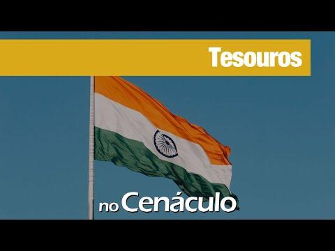 Tesouros | no Cenáculo 19/03/2021