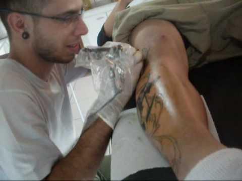 My First Fucking Tattoo video