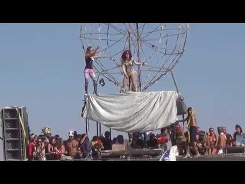 0 Acid Pauli @ Burning Man 2014 50 Minuten Video