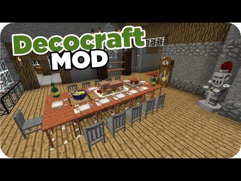 Minecraft DECOCRAFT MOD [DE]