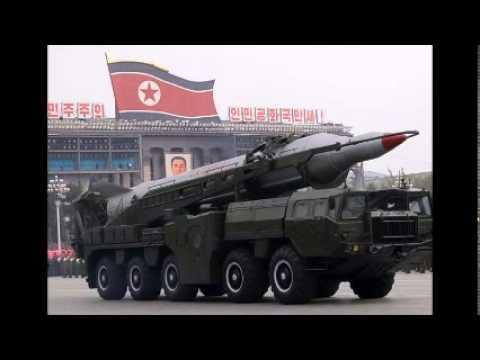North Korea fires missiles into sea as U.S. defense chief visits region