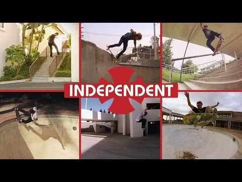 Independent Trucks: Indy Rides