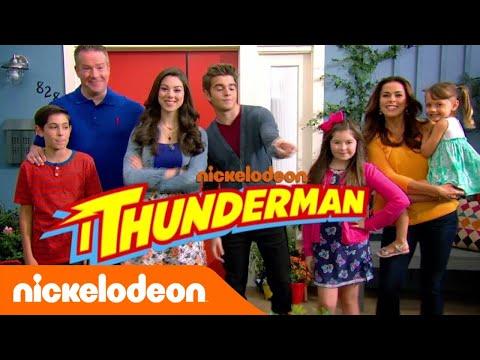 I Thunderman La Nuova Sigla Con Chloe Nickelodeon