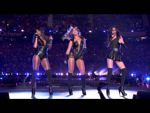 play video: Beyoncé - Super Bowl [4K Quality 2160p]