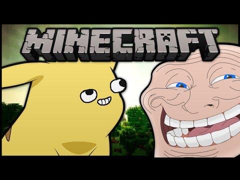 Minecraft: Trolling Little Kids #34 Pokemon Troll