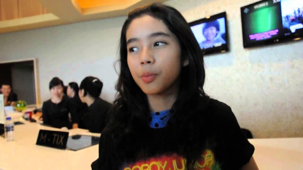 interview amanda manopo dan fay nabila coboy junior the