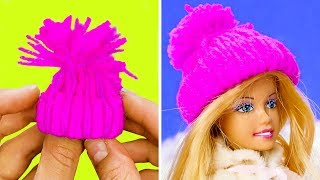25 NEW AWESOME BARBIE HACKS