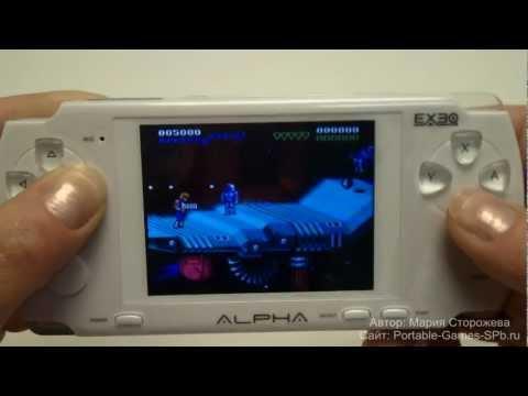 Скачать игры на exeq alpha