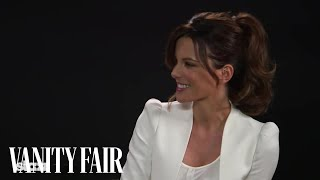 Kate Beckinsale Has Accepted Her Fate of Constantly Wearing Corsets