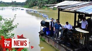 Selangor MB: Sabotage possibly involved in Sg Selangor fuel spill