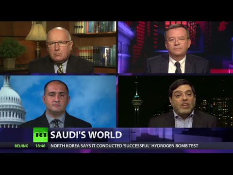 CrossTalk: Saudi's World