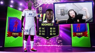 OVERPRICED! 88 RATED FUTURE STARS NDOMBELE SBC! - FIFA 19 Ultimate Team