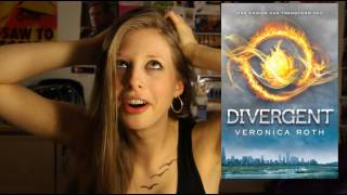 DIVERGENT BY VERONICA ROTH: booktalk with XTINEMAY (ep 32)